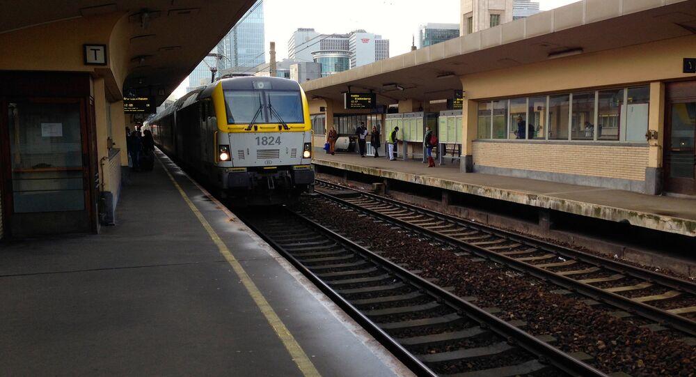 Gare du Nord de Bruxelles