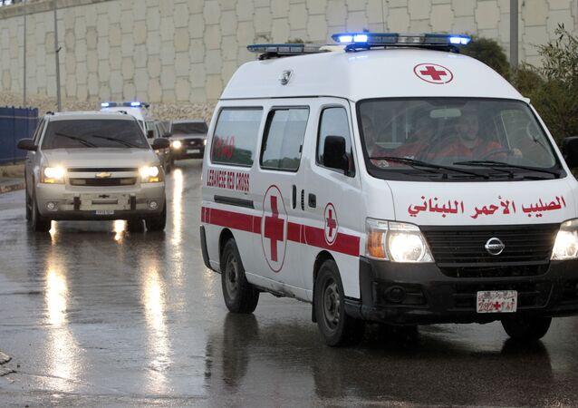 Ambulances syreinnes