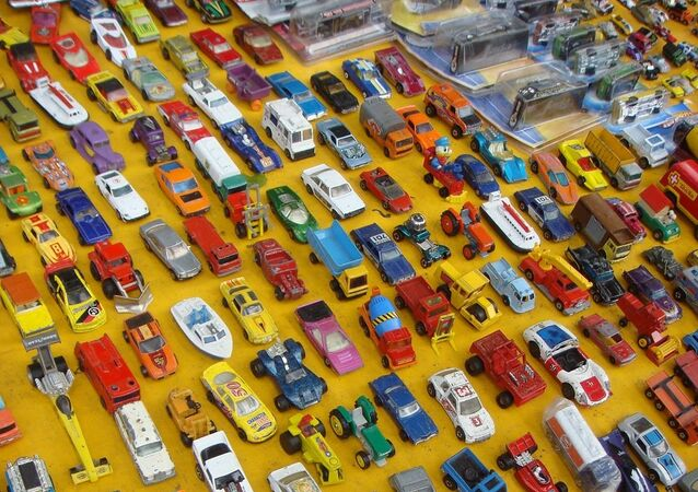 Embouteillage. Image d'illustration