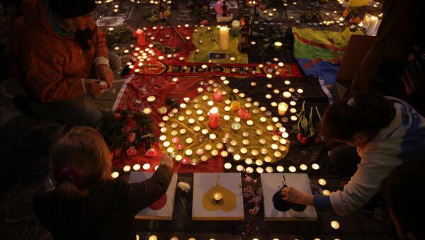 Attentats de Bruxelles - Sputnik France