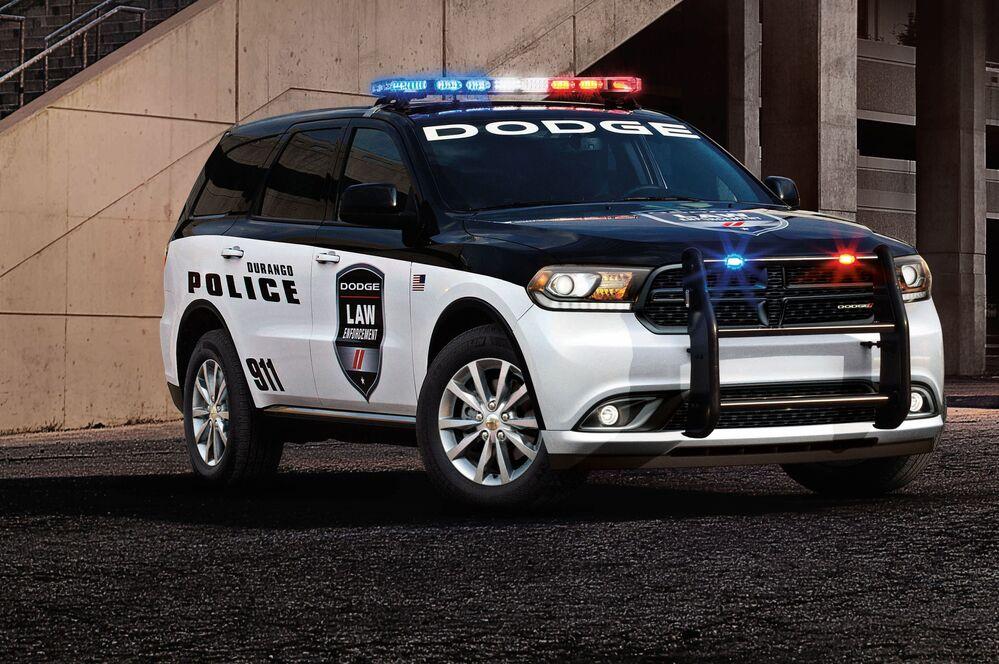 Les meilleur automobiles de la police