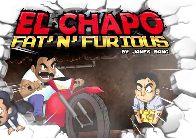 El Chapo, le jeu vidéo: une tonne de policiers à semer!