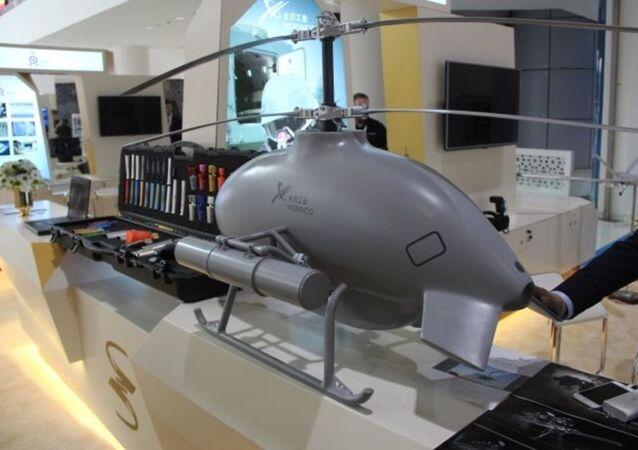 Drone hélicoptère Sky Saker H300