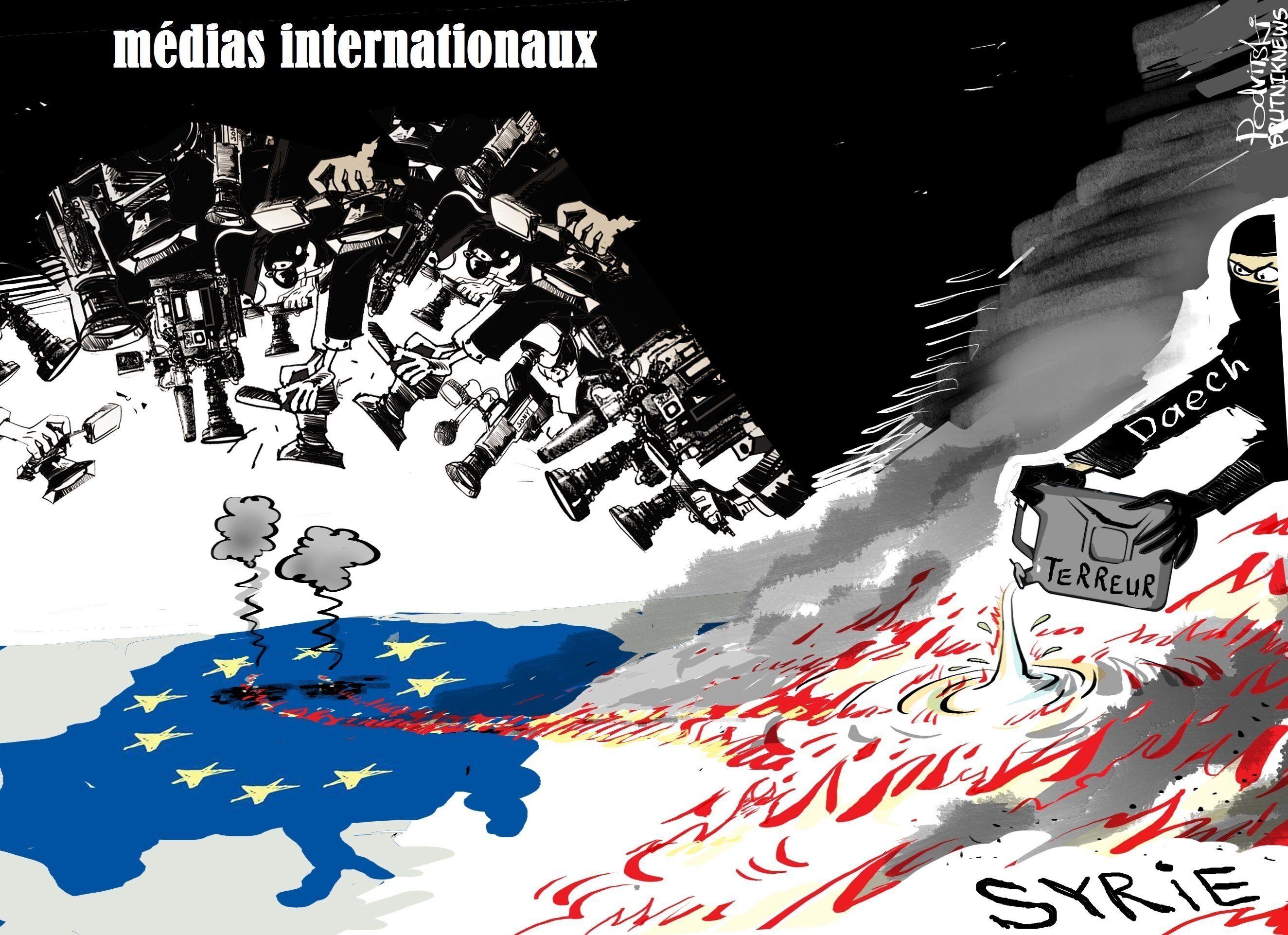 Après les attentats de Bruxelles, Daech entend semer le chaos en Europe