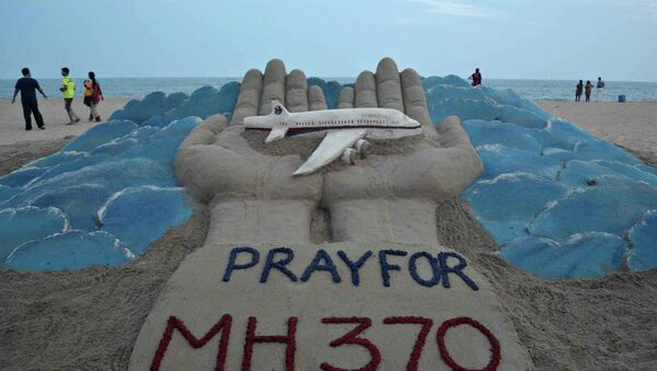 Malaysian Airlines vol MH370 - Sputnik France