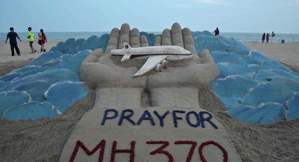 Un particulier affirme avoir retrouvé la trace du MH370 disparu (image d'archive)