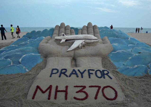 Malaysian Airlines vol MH370