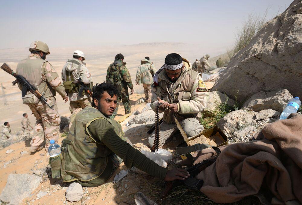 Palmyre: l'armée pousse Daech dans ses derniers retranchements