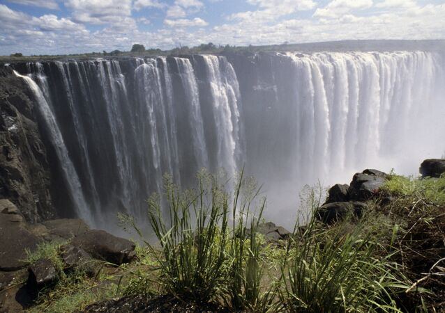 une cascade (image d'illustration)
