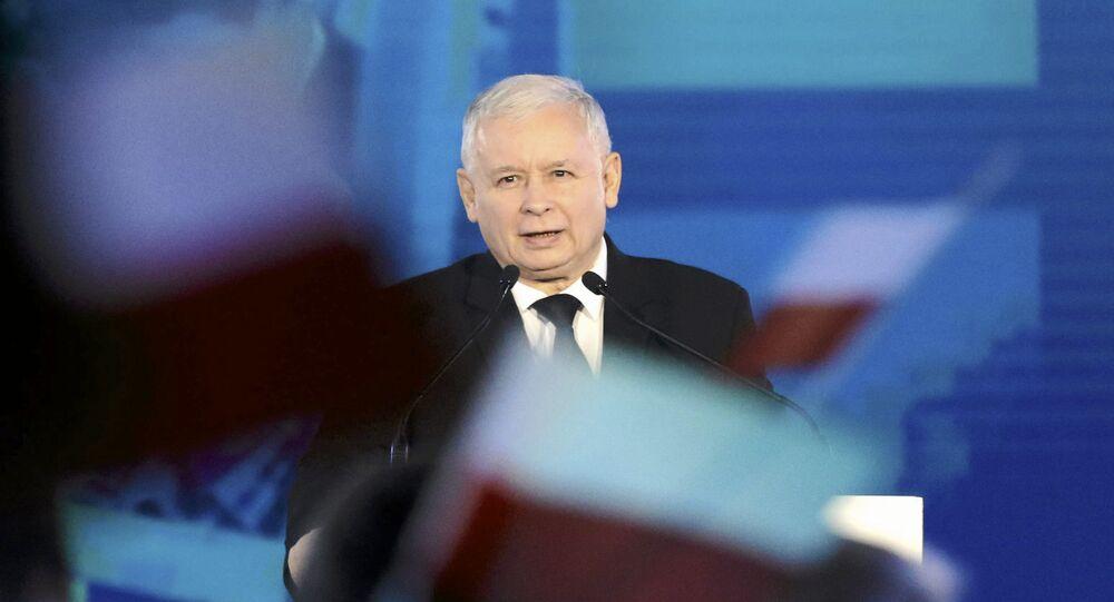 Face au terrorisme, fini la «courtoisie politique» européenne, estime Kaczyński