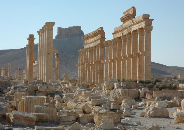 Palmyre.