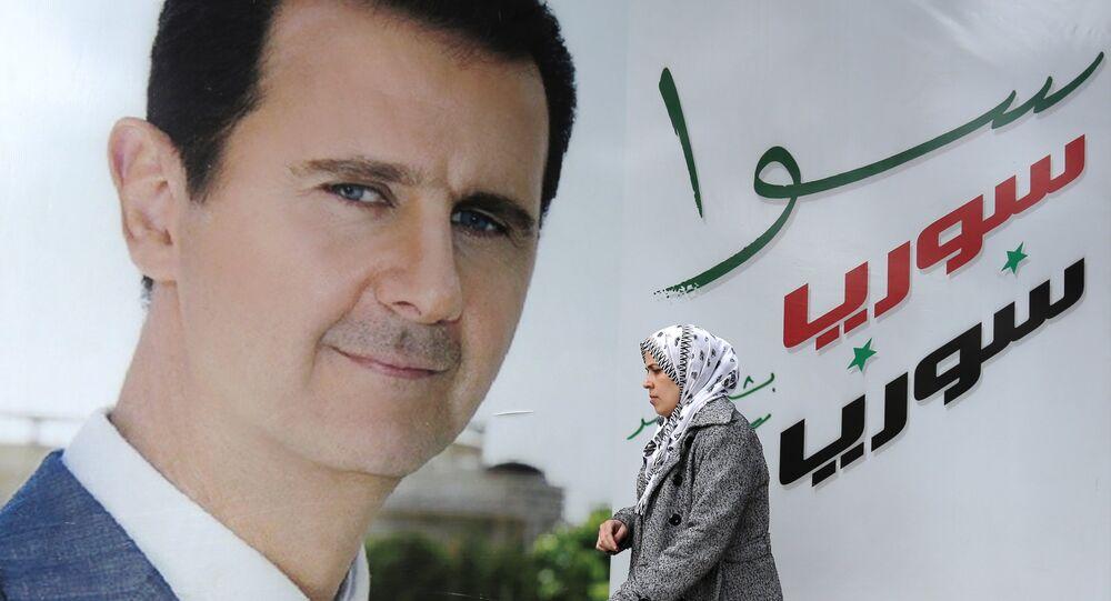 Bashar el-Assad, image d'illustration