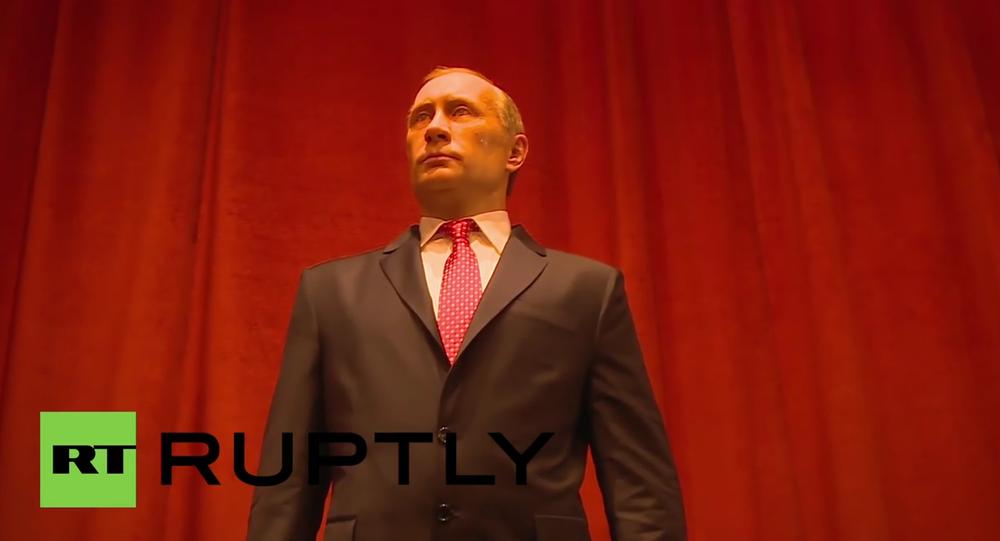 Vladimir Poutine sera une pièce de musée en Serbie
