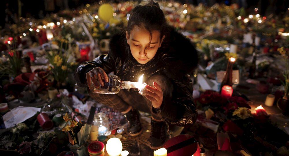 Les hommages en mémoire des victimes des attentats de Bruxelles