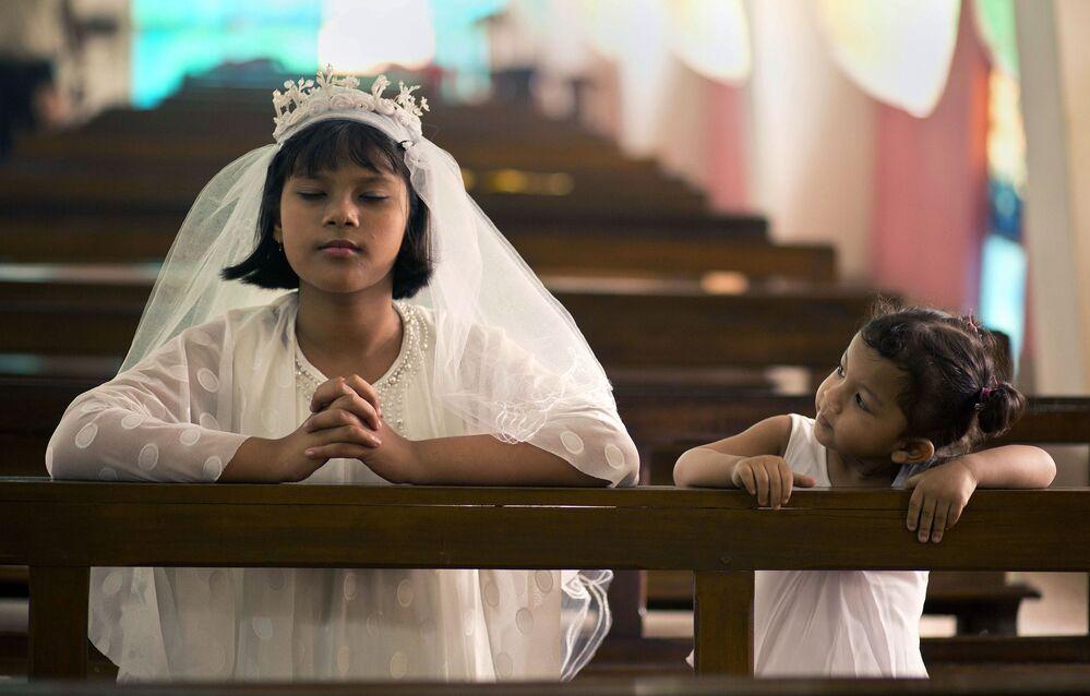 La fête de Pâques catholique