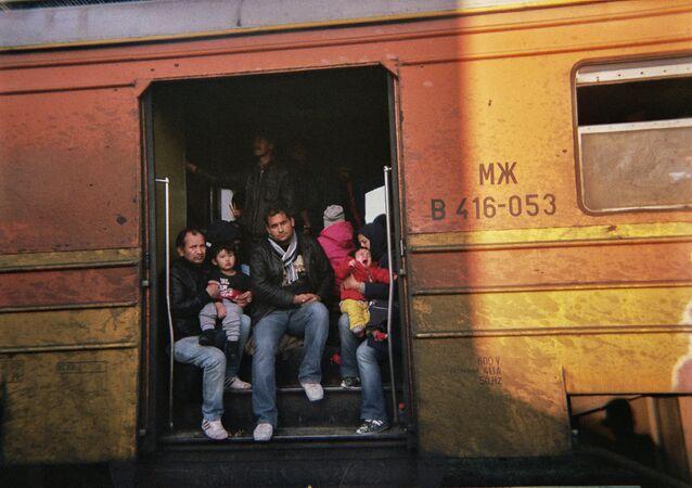 RefugeeCameras The Atlantic