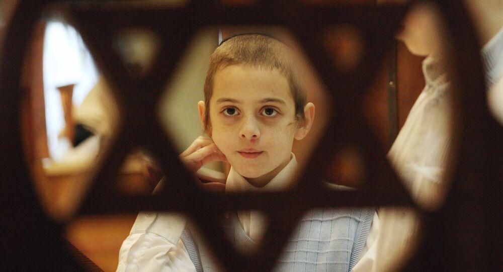 Un garçon juif