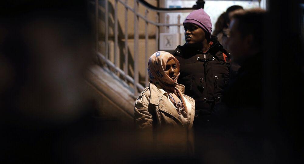 Les Français considèrent les migrants comme une importante source de criminalité