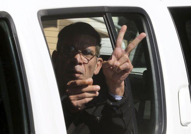Seif al-Din Mustafa, pirate qui a détourné un A320 de la compagnie EgyptAir