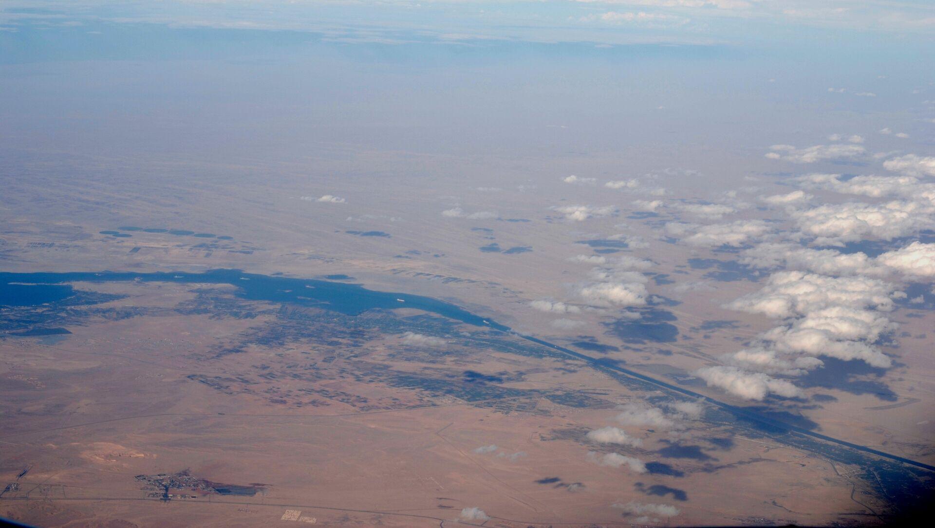 Canal de Suez - Sputnik France, 1920, 24.03.2021