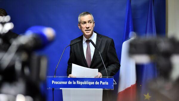François Molins - Sputnik France