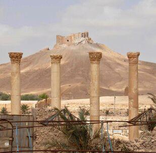 Daech fait exploser un gazoduc au nord de Palmyre