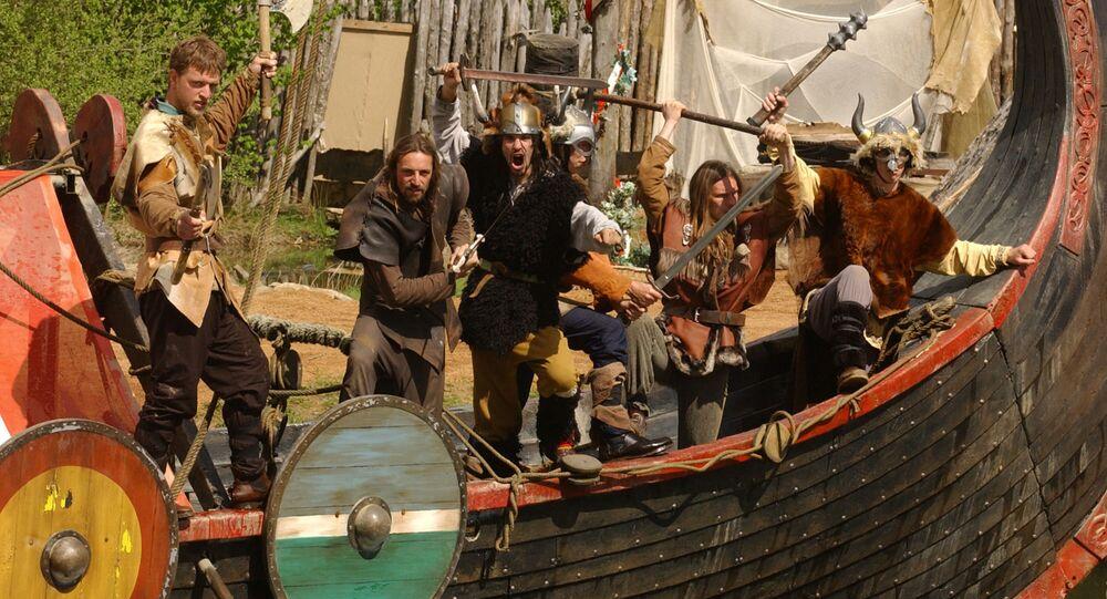 Les Vikings, un spectacle historique du Grand Parc du Puy-du-Fou