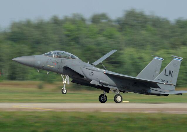 Un McDonnell Douglas F-15 Eagle