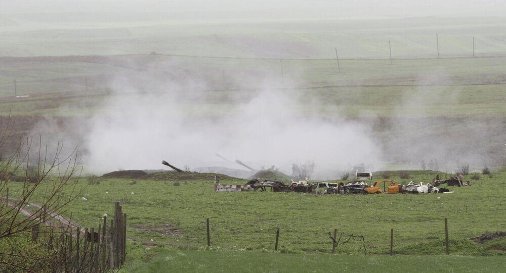 Arménie: Ankara soutient les actions militaires de Bakou dans le Haut-Karabakh