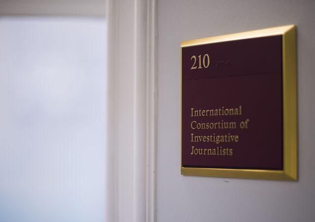 le Consortium international des journalistes d'investigation (ICIJ)