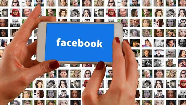 L'appli Facebook - Sputnik France