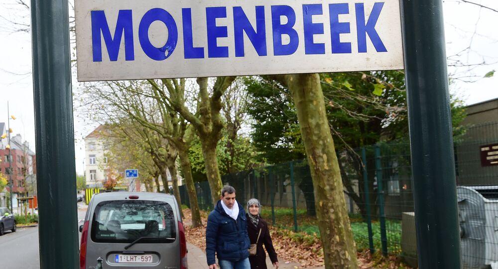 Le quartier de Molenbeek