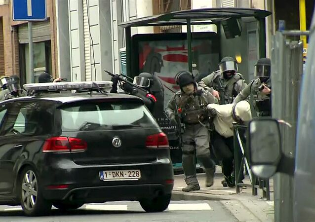 Interpellation de Salah Abdeslam par la police belge, le 18 mars 2016