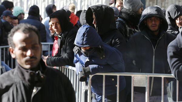 L'Union européenne continue d'accueillir un nombre important de réfugiés - Sputnik France