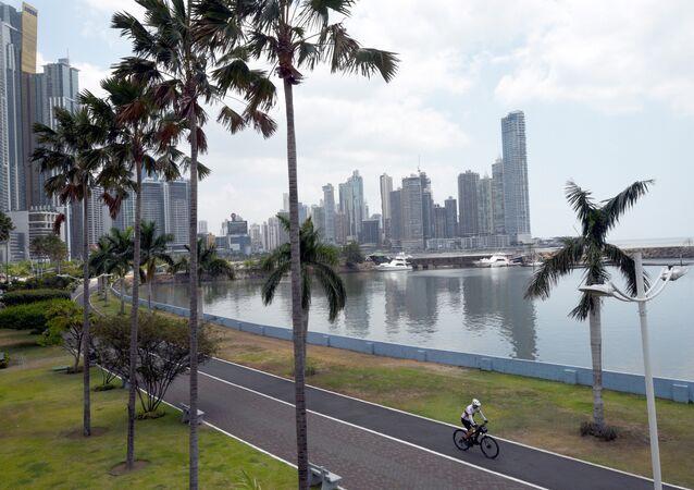 Buildings de la ville de Panama