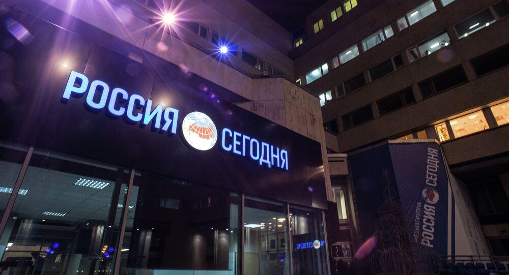 l'agence d'information Rossiya segodnya