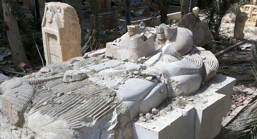 Les Syriens sauvent leur culture face à la folie destructrice de Daech