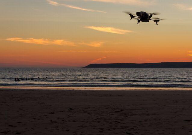 Les drones russes bientôt capables de voler en colonies