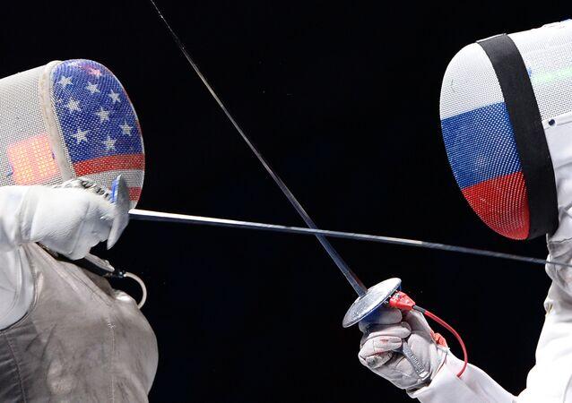 Russie-USA
