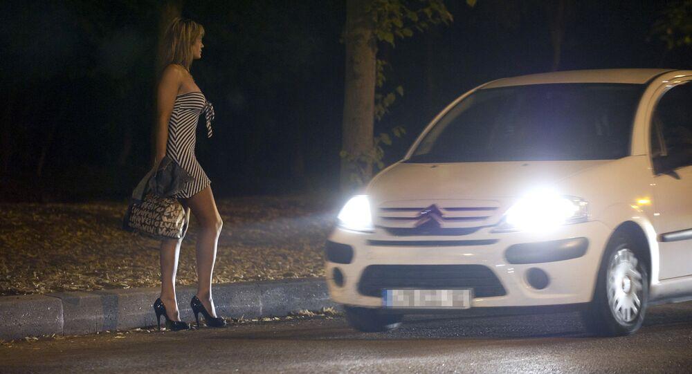 Prostitution (image d'illustration)