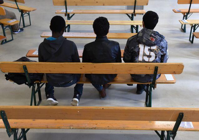 demandeurs d'asile en Allemagne