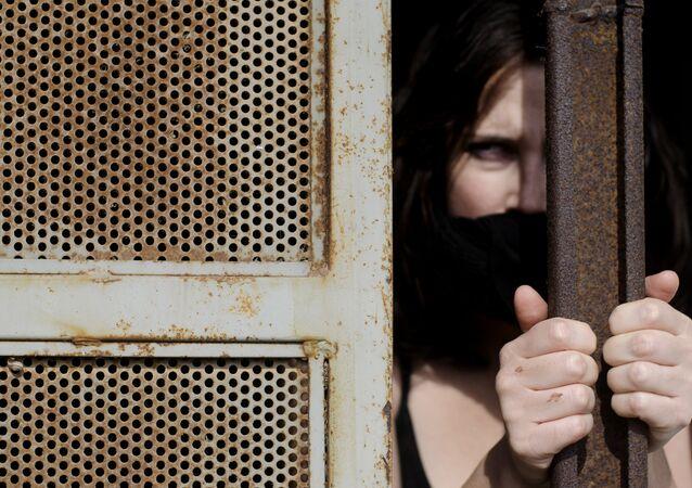Une prisonnière