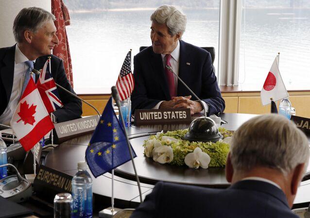 le G7 des Affaires étrangères à Hiroshima