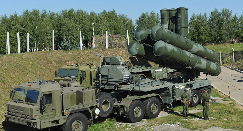 Un S-400, image d'illustration