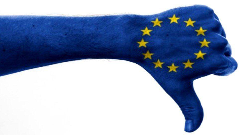 Rejet de l'accord d'association entre l'Union européenne et l'Ukraine