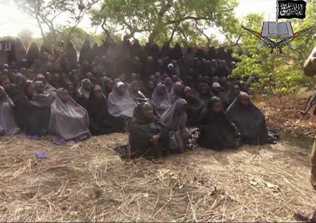 Lycéennes enlevées par des combattants de Boko Haram