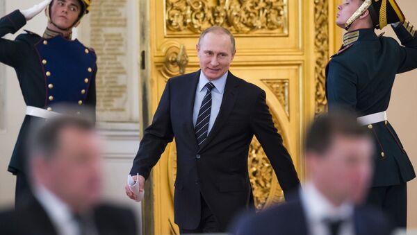 Les dix personnalités les plus puissantes du monde selon le magazine Forbes - Sputnik France