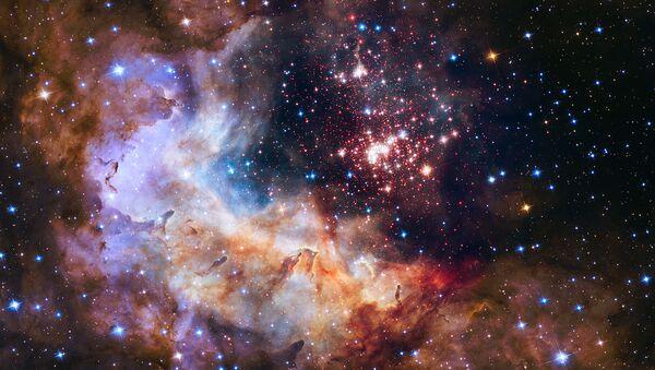 Image prise par Hubble. Image d'illustration - Sputnik France