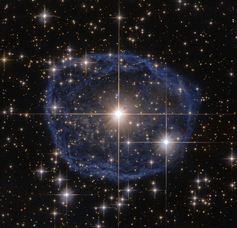 Étoiles rares, galaxies secrètes et autres merveilles cosmiques