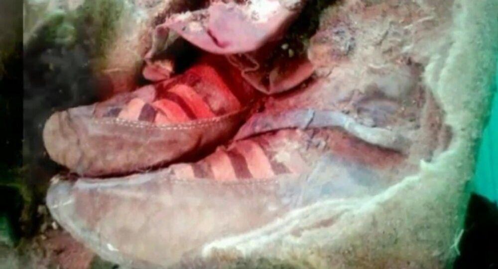 Une momie âgée de 1.500 ans découverte en Mongolie